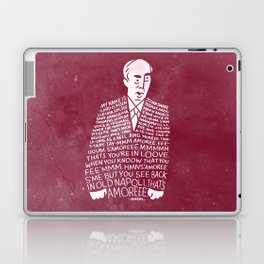 My Name is John Daker Laptop & iPad Skin