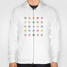 How to Tell Poison Mushrooms Hoody