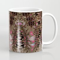 africa Mugs featuring AFRICA  by SaRai