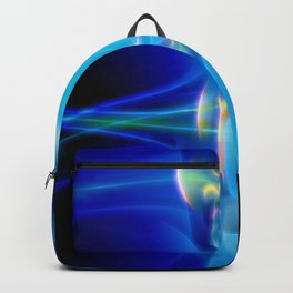 Abstract Composition 259 Backpack