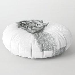 Funny Ostrich SK060 Floor Pillow