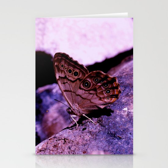 Simplistic Beauty Stationery Cards