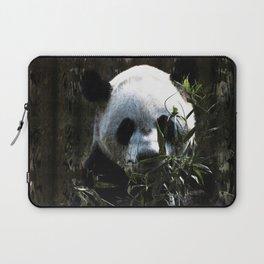Chinese Giant Panda Bear Laptop Sleeve