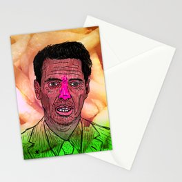 """The one and only Steven Vincent """"Steve"""" Buscemi  Stationery Cards"""