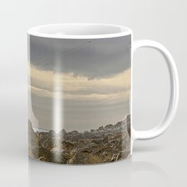 Beachy Head Lighthouse And Foreshore Coffee Mug