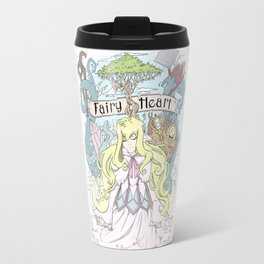 Mavis - The Fairy Heart Travel Mug