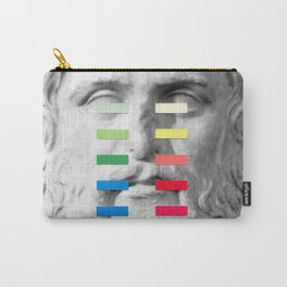 Sculpture With A Spectrum 1 Carry-All Pouch