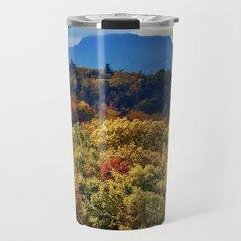 A Grand Blue Ridge View Travel Mug