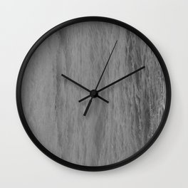 WATER LIKE MARBLE. Wall Clock