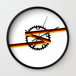 Deutschland Wall Clock