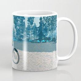The Blue Lake Coffee Mug