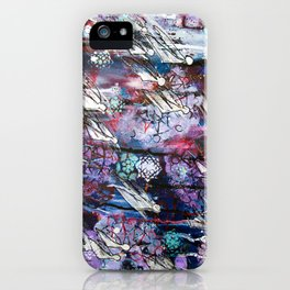 Angel Attack iPhone Case
