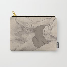 Isolated Carry-All Pouch