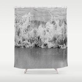 Tiny Splash Shower Curtain