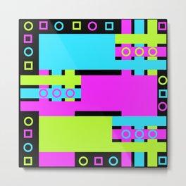 Abstract 127 Metal Print