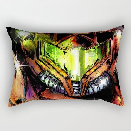Samus Rectangular Pillow