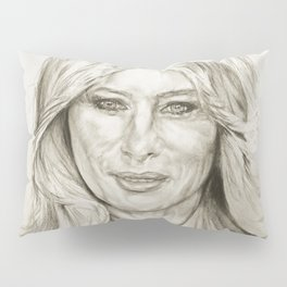 Flotus by Lydia Sturges Pillow Sham