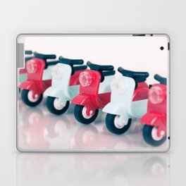 Zoom Zoom Laptop & iPad Skin