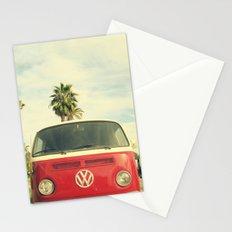 VW Coastin' Stationery Cards