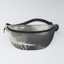 Stingray Skin Fanny Pack