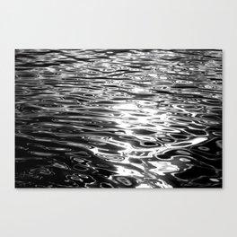 Properties of Water Canvas Print