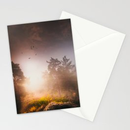Cleansing Stationery Cards