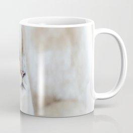White Cat Coffee Mug