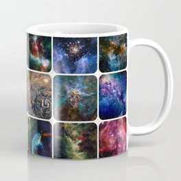 The Amazing Universe - Collection of Satellite Imagery Coffee Mug