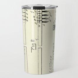 Toothbrush-1953 Travel Mug