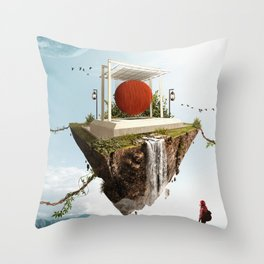 Soto in the heights Throw Pillow