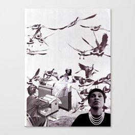 Ornithologists Canvas Print