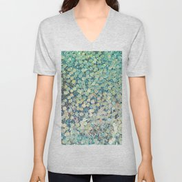 Mermaid Scales Unisex V-Neck