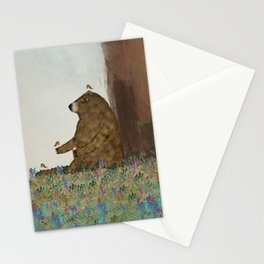 Afternoon Song Stationery Cards