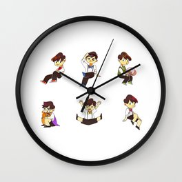 expresi Wall Clock