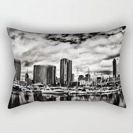 Downtown San Diego Rectangular Pillow