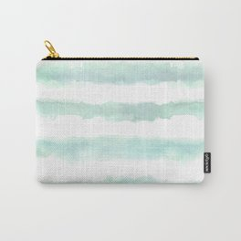 Watery Stripes Carry-All Pouch