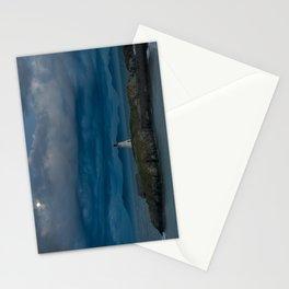 Twr Bach lighthouse 1 Stationery Cards