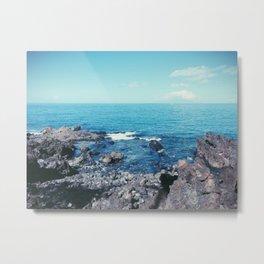 Shore line Metal Print