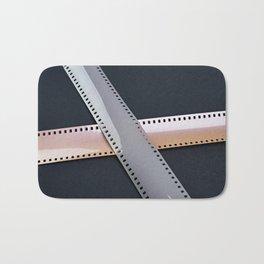 Two 35mm photographic film Bath Mat
