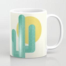 Desert Cactus Coffee Mug