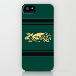 Regal Leo the Lion (Create, Love, Play) iPhone Case