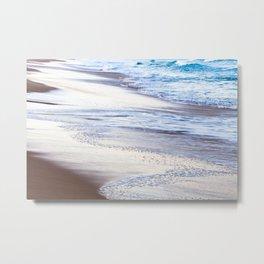 Wave art Metal Print