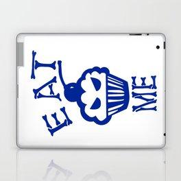 Eat Me (Blue Version) Laptop & iPad Skin