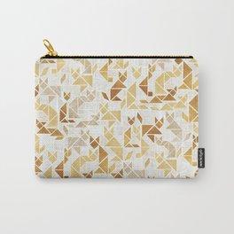 Golden Fox Carry-All Pouch