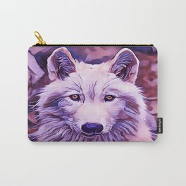 The Arctic Wolf Carry-All Pouch