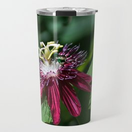 A Surprise Visitor Travel Mug