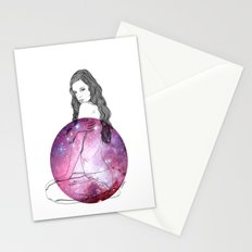 We Are All Made of Stardust #3 Stationery Cards
