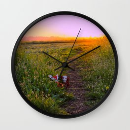 At the End of the Day, What Really Matters ... Wall Clock
