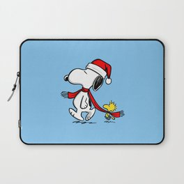 CHRISTMAS SNOOPY Laptop Sleeve