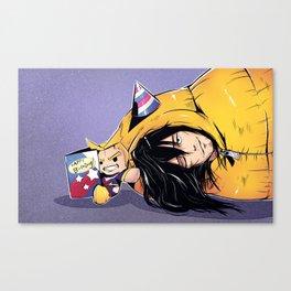 Aizawa Artwork Canvas Print